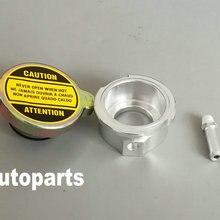 Сварка на радиатор наполнителя шеи заготовки Алюминий и 1 бесплатный радиатор 1,1 pa Крышка