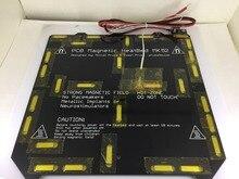 3D принтер Clone Prusa i3 MK3, 24В/12В, Подогреваемая кровать, магнитная нагревательная кровать MK52 с комплектом термистора