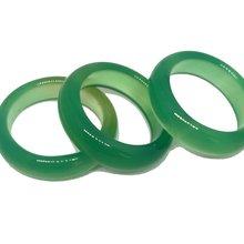 3 шт., зеленая яшма, нефрит, драгоценный камень, браслет, изумруд, кольцо, хорошее, винтажное, жадеит, натуральный камень, ювелирное изделие, оникс, свадьба, классика для женщин