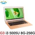 8GB Ram 256GB SSD Ultrathin Intel Dual Core i3 5005U Fast Running Windows 8.1 system Ultrabook Laptop Notebook Computer 13.3inch