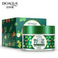 BIOAQUA Brand Face Day Creams Fruit Vegetables Extract Essence Ageless Anti Winkles Nourish Moisturizer Facial Skin
