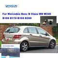 Yessun HD CCD di Visione Notturna Dell'automobile di Inverso di Retrovisione di Backup Della Macchina Fotografica Impermeabile Per Mercedes Benz Classe B MB W245 B180 b170 B160 B200