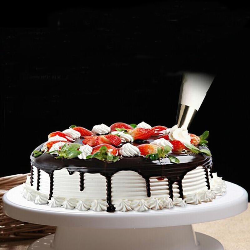 Revolving Birthday Cake Stand