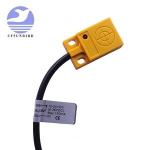 Image 2 - 10 PCS TL W5MC1 5mm Fio 3 Indutiva Detecção de Sensor de Proximidade Mudar NPN DC 6 36 V