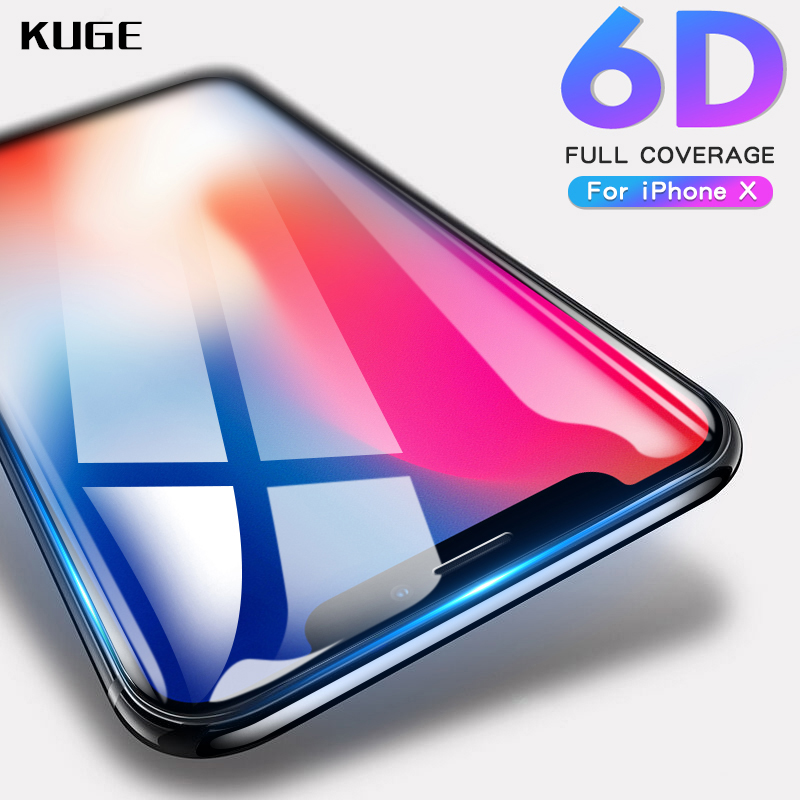6D Full Cover Tempered Glass For iPhone 8 7 6 6S Plus X XR glass iphone xs max screen protector Protective glass on iphone 76D Full Cover Tempered Glass For iPhone 8 7 6 6S Plus X XR glass iphone xs max screen protector Protective glass on iphone 7