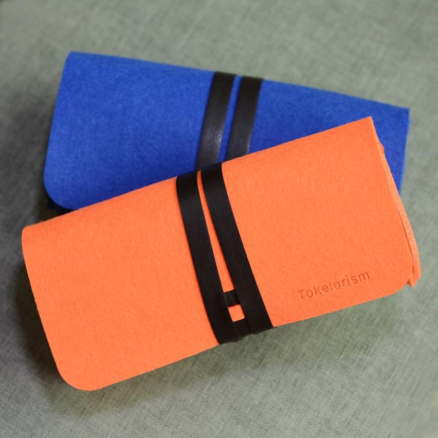 Eynək üçün Toketorism Retro Eynək çantası Ultralight portativ - Geyim aksesuarları - Fotoqrafiya 5
