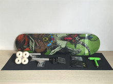 2016 1 Set quality  skateboard parts combination with best price and high quality skateboard  For Fresh sk8ers and Pro sk8erS