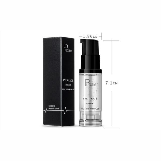 Brand Eyes Primer Gel Makeup Cream Liquid Smooth Fine Lines Brighten Eye Primer Eye Shadow Foundation Face Base Maquiagem 4