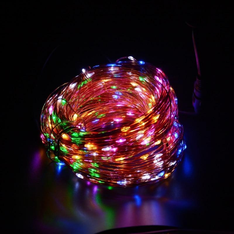 Siseruumiväline juhtmevaba juhtimine 164Ft 50M 500 LED - Puhkusevalgustus - Foto 4