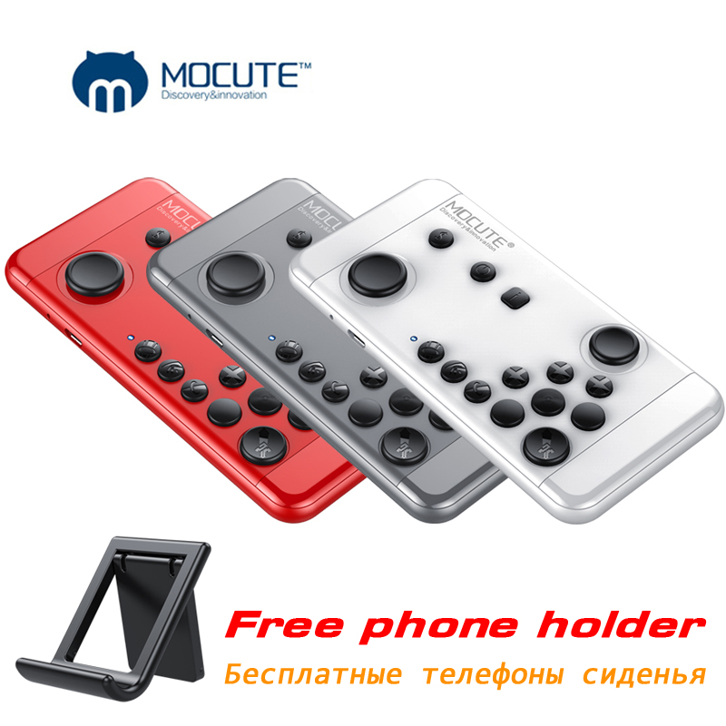Original MOCUTE 055 GamePad Joystick wireless Bluetooth Controller Remote Control Game pad for IOS Android Phone