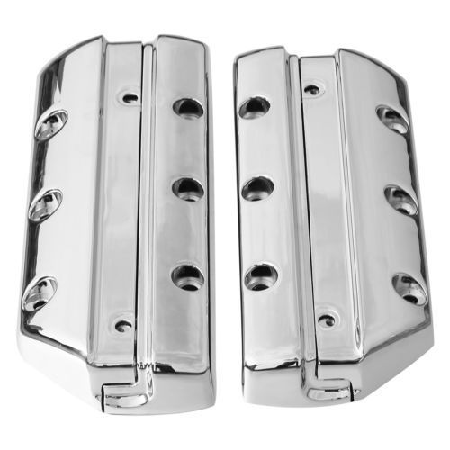 Motorcycle Valve Cover Cylinder For Honda Goldwing 1800 GL1800 2001 2013 Chrome/Black-in Covers & Ornamental Mouldings from Automobiles & Motorcycles    3
