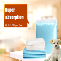 New Soft Dog Disposable Diapers Super Absorbent Pet Dog Pad Puppy Cat Dog Training Diapers Dog