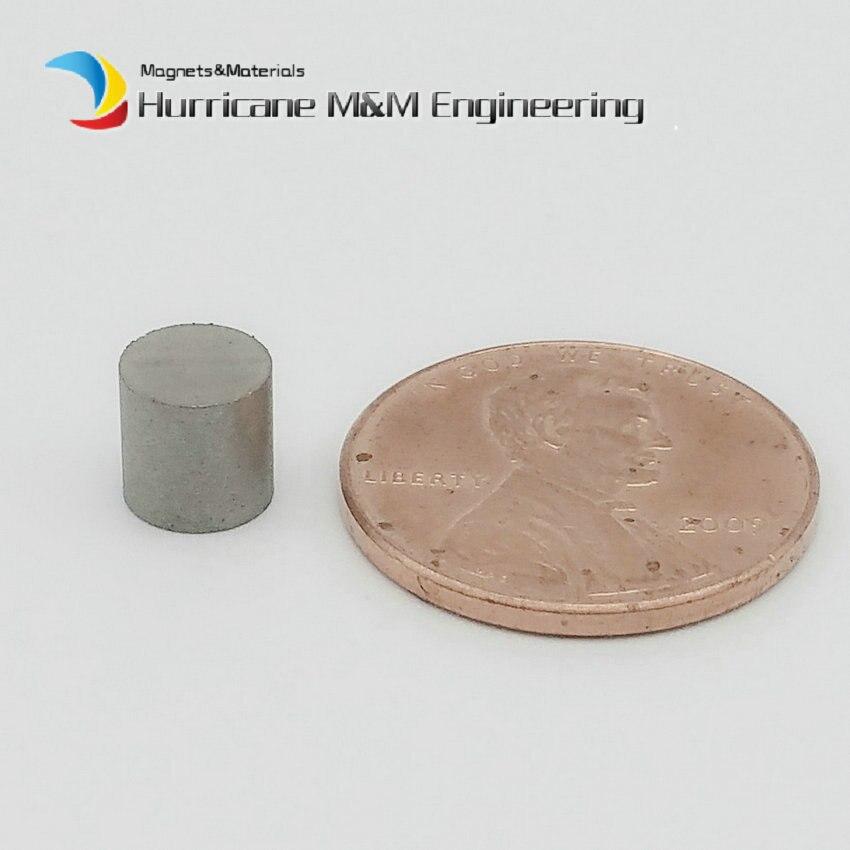 1уп smco Магнит диск диаметром 6х6 мм пневмоцилиндры класс YXG24H, 350degree с высокой температурой постоянных редкоземельных магнитов