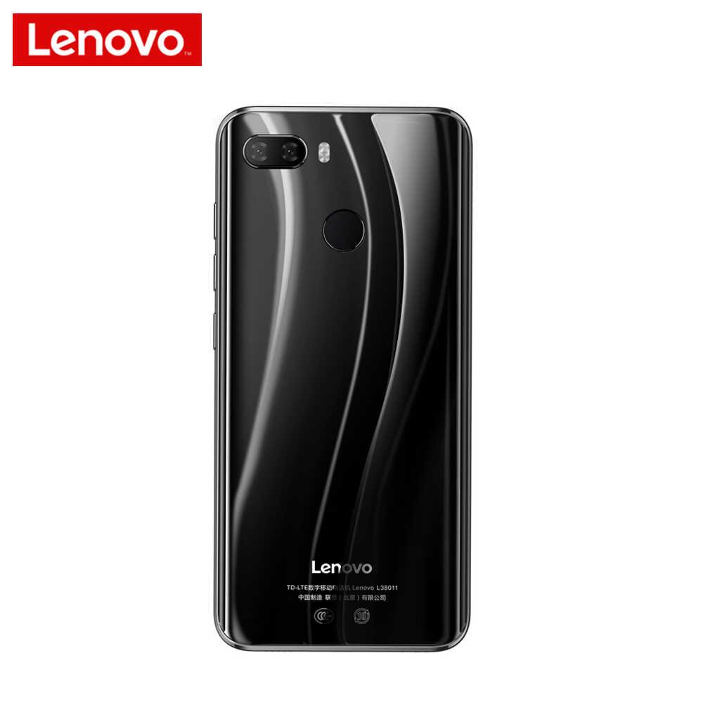 لينوفو الهاتف المحمول 3GB 32GB K5 اللعب الوجه ID 4G الهاتف الذكي 5.7 بوصة سنابدراجون ثماني النواة كاميرا خلفية 13MP 2MP الهاتف المحمول العالمي