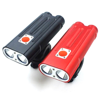 5000 LM 2X CREE T6 LED Bicycle Bike Light Headlamp Torch Front Lamp
