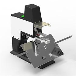 Desktop Elektrische Platte/Zadel Nietmachine Machine 30/40 Vellen Papier Bindmachine ST-105 220V 23/6 23/8 24/6 24/8 Nietjes bindmiddel