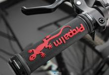 Propalm bicicleta empuñaduras goma TPR bike grips antideslizante ergonómico ciclismo grips Mountain Road Bike manillar manopole bici