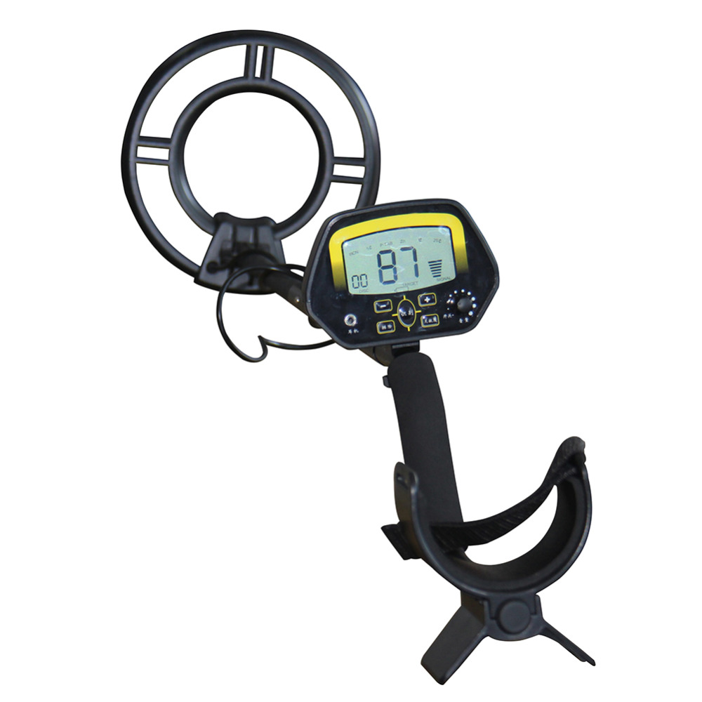 Underground Treasure Hunter LCD Display Gold Detect Finder MD3030 High Sensitivity Strong Ability Discrimination Metal Detector