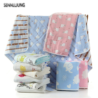 2017 Comfortable Baby Towel Towel Cotton Gauze Towel Absorbent