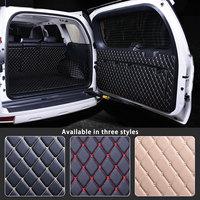 Cargo Rear Trunk Tailgate Tail Gate Door Mat Cover Floor Carpet Mud Pad Kick Tray For Toyota Land Cruiser Prado 150 2010 2018