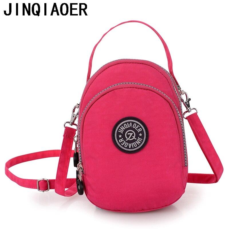 Women Handbag High Quality Tote Messenger Bag Women's Vintage Nylon Female Shoul