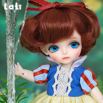 Oueneifs Lati Yellow Sophie Doll 1/8 BJD SD Resin Figures Body Model Baby Girls Boys Dolls Eyes High Quality Toys Shop 1