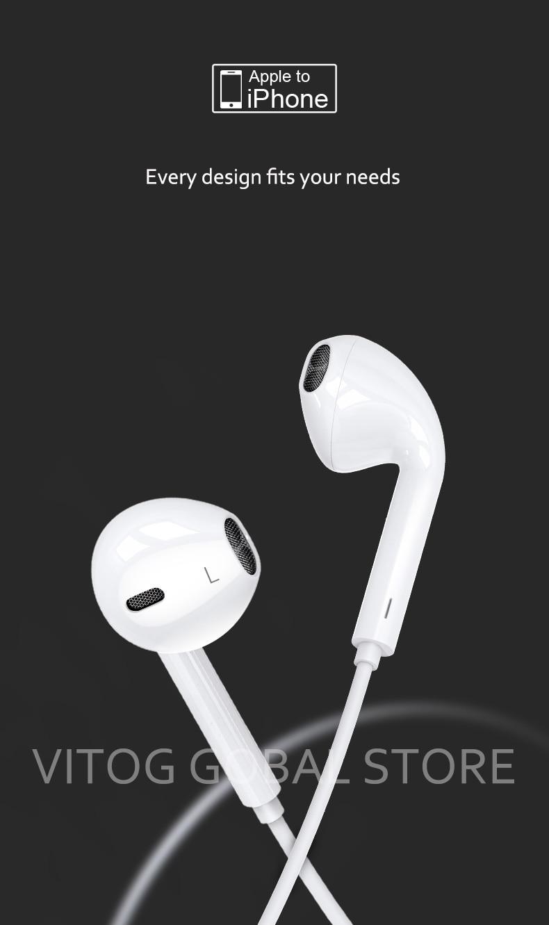 Iluminação fones de ouvido com microfone, com