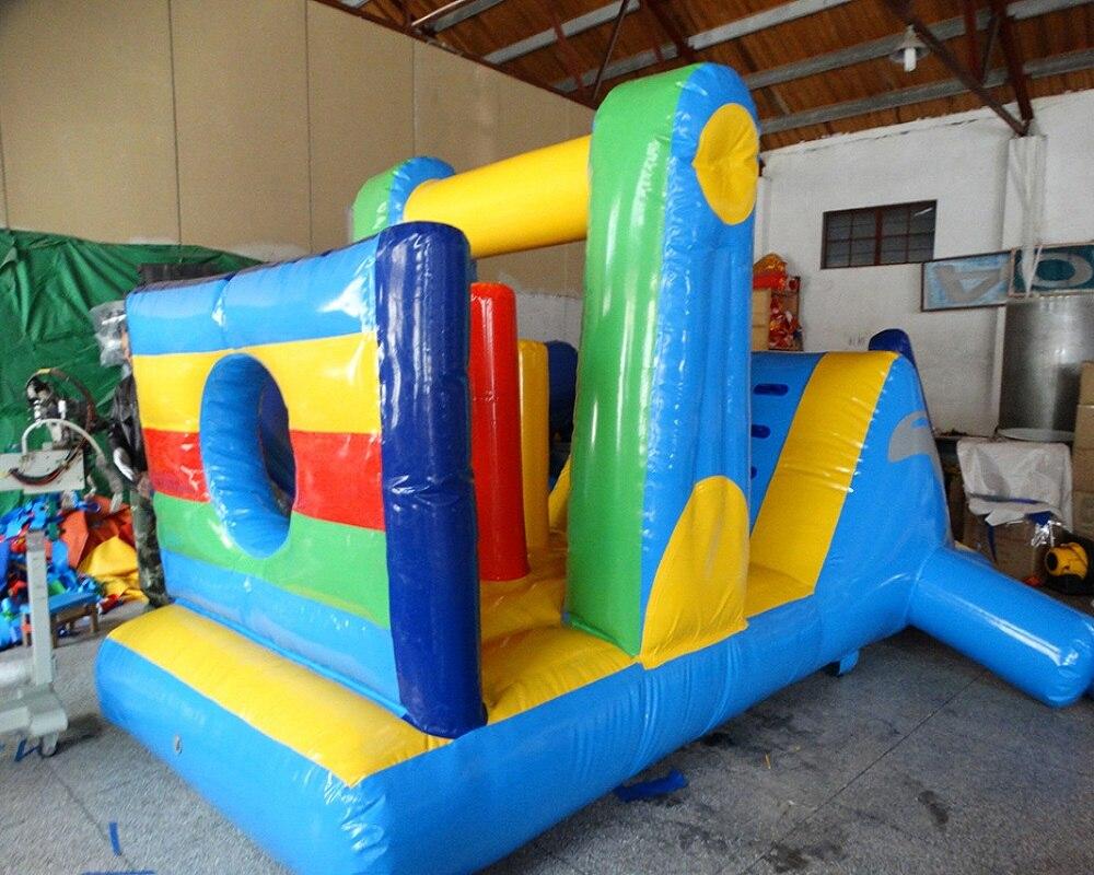 Kids παιδική χαρά εξοπλισμός φουσκωτά - Ψυχαγωγία - Φωτογραφία 2