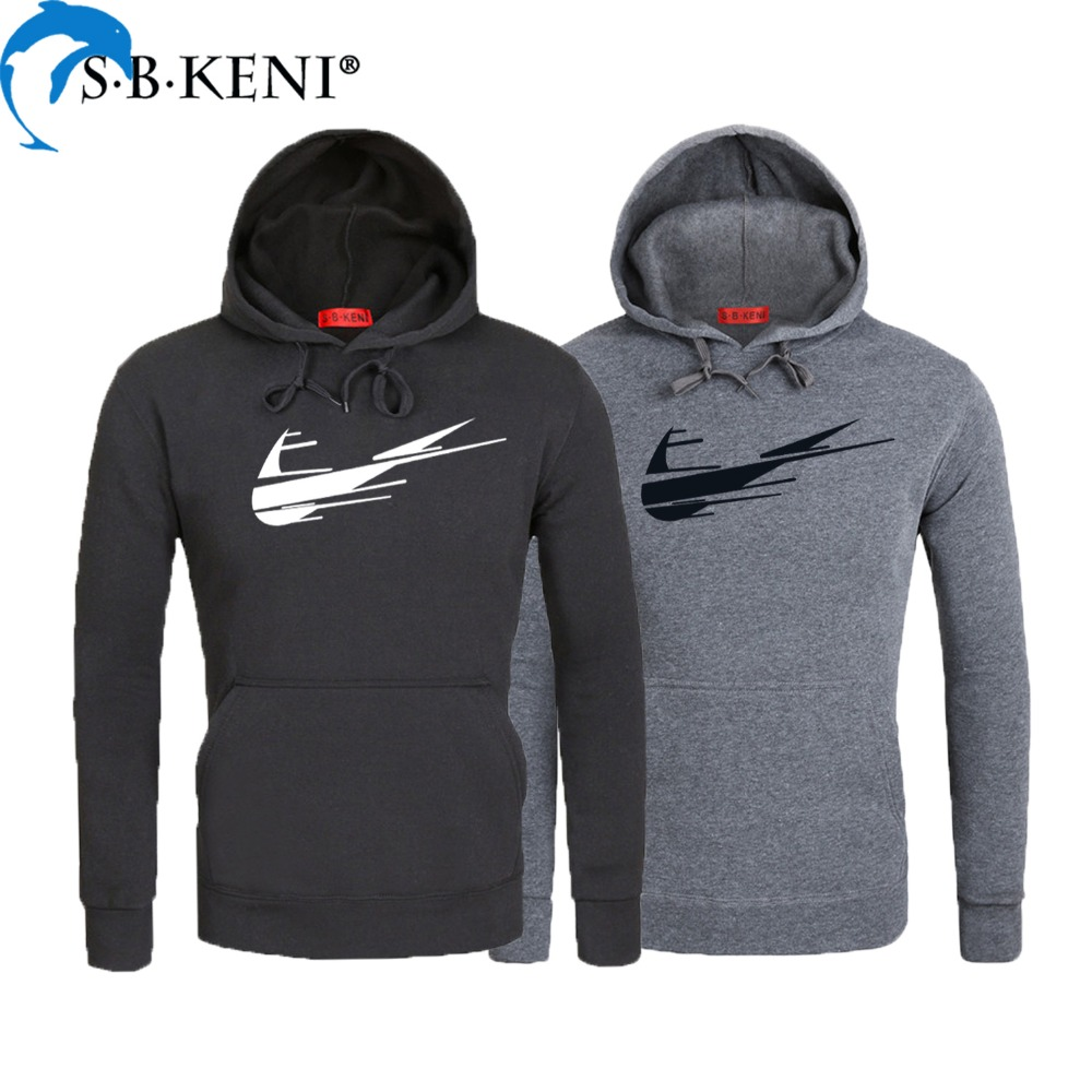 Mens Hoodies Hip Hop Just Do It Brand Hoodie Casual Sweatshirt Men Cotton Polyeste Print Sweatshirts Male Fashion 2018 Fortnite
