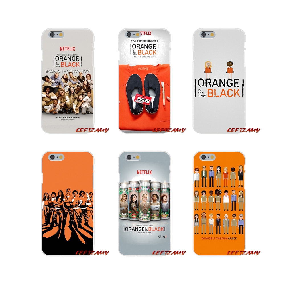 best service dcd60 7358d Orange Is The New Black Poster Tv Show For Samsung Galaxy S3 S4 S5 MINI S6  S7 edge S8 S9 Plus Note 2 3 4 5 8 Silicone Skin Cover