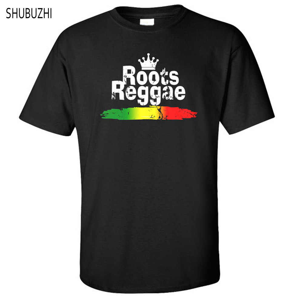 Zomer merk tees Wortels Reggae T-Shirt Jah Rasta Rock Irie Vrijheid Ska Rocksteady Dancehall Weed T-shirt katoenen t-shirt sbz604