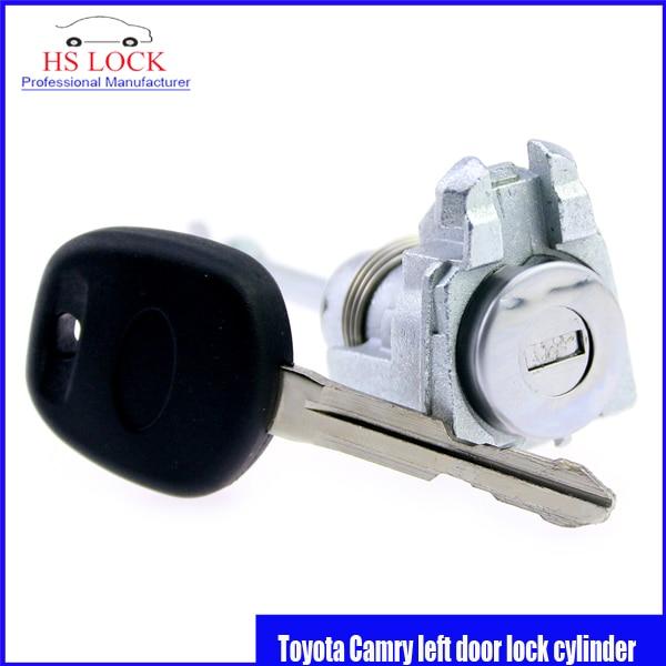 professional Locksmith Supplies Toyota Camry left door lock cylinder With Car Key Locksmith Tools Training Car Lock