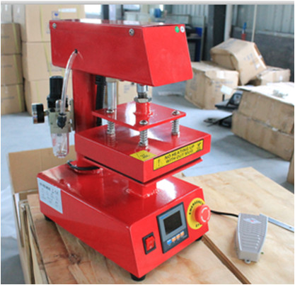 Printing Area:15X 20CM T Shirts Pneumatic Label Heat Press Machine For Garment