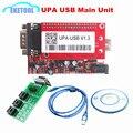 Top rated uusp serial adaptador upa usb v1.3 programador unidade principal para motorola mcu eeprom ecu tuning chip & microchip das upa 1.3