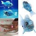 Новый Бренд Детские Рыбы Игрушки Childen Дети Роботизированная Pet Активированный Батарейках Robo Рыба Игрушки высокого качества