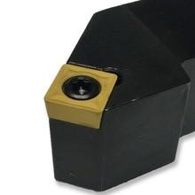 MZG CNC 12 мм 20 мм SSSCR1616H09 внешний расточный инструмент токарный станок Арбор резак бар SCMT твердосплавные вставки зажатая сталь держатель инструментов