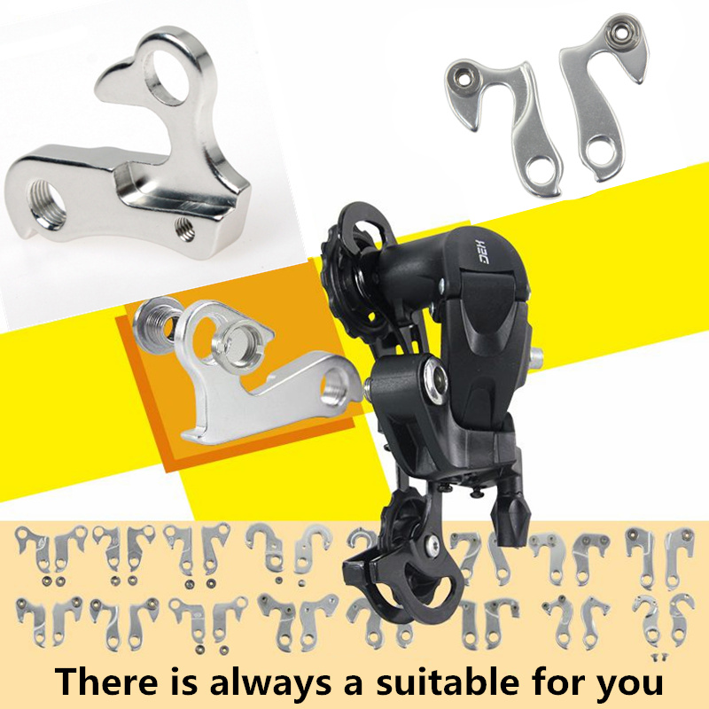 VXM 21-42Number Universal MTB Road Bicycle Bike Alloy Rear Derailleur Hanger Racing Cycling Mountain Frame Gear Tail Hook Parts