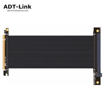 Gen3 PCIE x16 To x16 Riser pci e PCI-e 16x flexible Cable For PHANTEK ENTHOO Evolv Shift PH-ES217E/XE PK-217E/XE ITX Motherboard адаптер lenovo system x3550 m5 pcie riser 1 1xlp x16cpu0 00ka061 page 9
