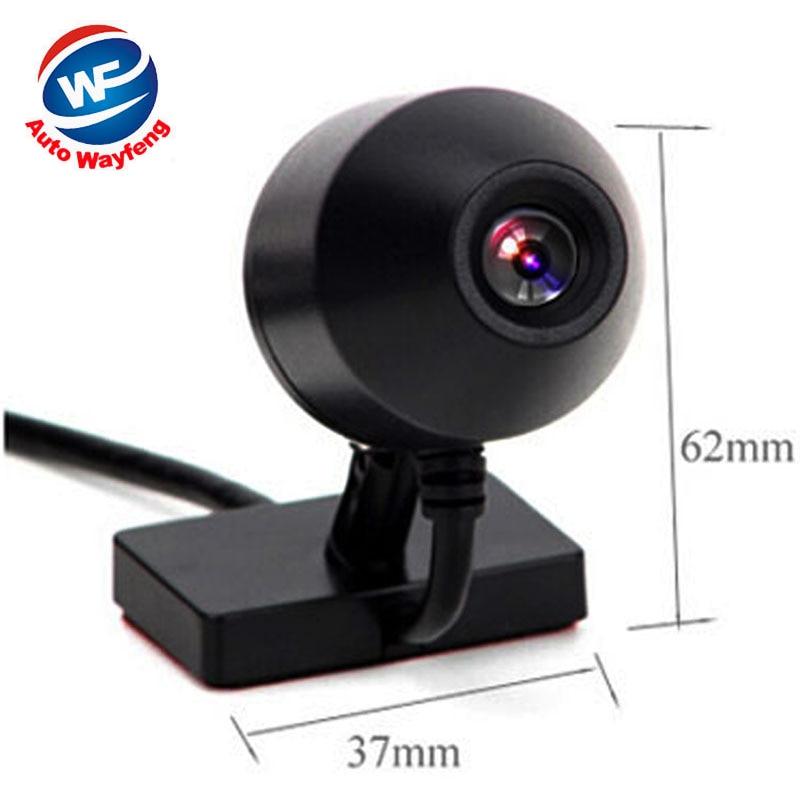 2016 High quality Car USB DVR Camera Car Front Camera DVR for Android 4.2 And 4.4 Car DVD GPS Navigation 1.3 million pixel