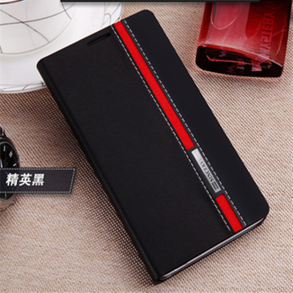 Book Style PU Leather Flip <font><b>Case</b></font> For <font><b>Samsung</b></font> <font><b>Galaxy</b></font> <font><b>S5</b></font> Neo G903W <font><b>G900F</b></font> G910F Stand Cover image