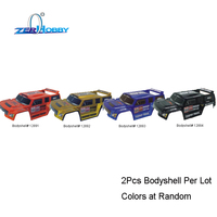 RC CAR BODYSHELL COVER HSP RACING CAR SPARE PARTS ACCESSORIES 1/10 TROPHY TRUCK BODY SHELL FOR ITEM NO. 94128 94178