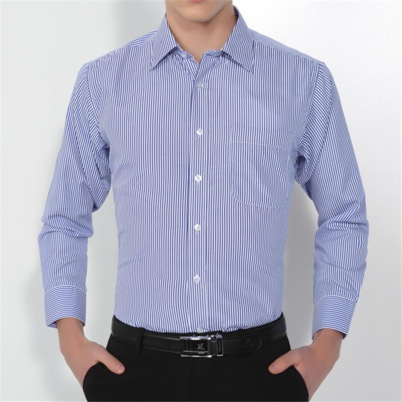 Brand men shirt male dress shirts slim fit men 39 s fashion for Business casual white shirt