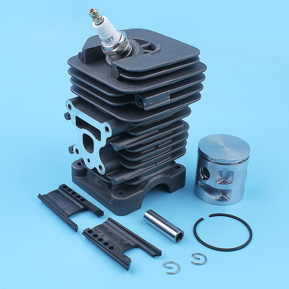 41mm Cylinder Piston Ring Kit For McCULLOCH CS360T CS400T CS420T Chainsaw 530071884 Replacement Spare Part