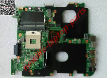 original Laptop motherboard for N43SL MAIN BOARD REV 2.0 DDR3 100% tested 50% off ship