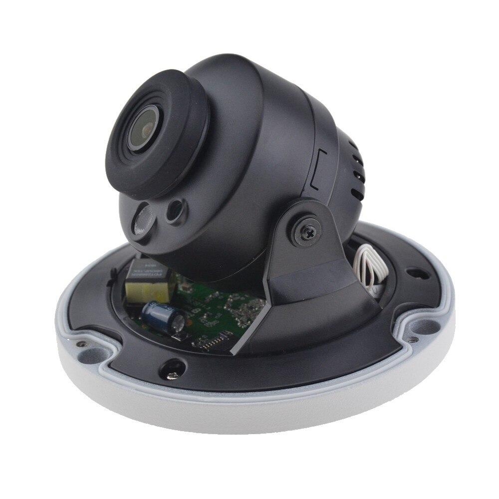 Dahua IP Camera 4MP POE IPC-HDBW4433R-S H2.65 night vision starlight  IR50M with Micro SD memory 128G IP67, IK10 cctv camera