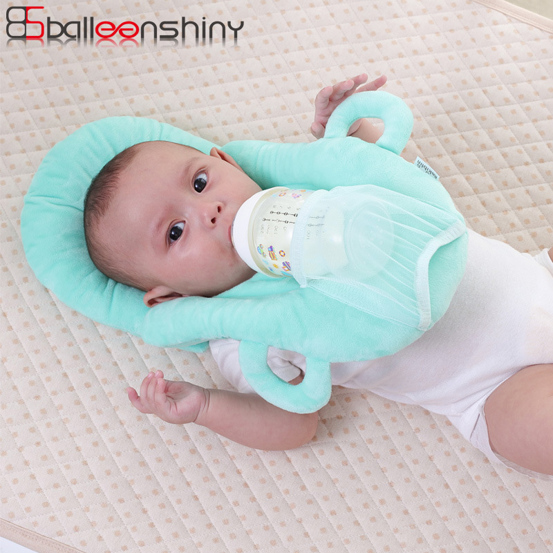 BalleenShiny Nursing Pillows Multifunctional Baby Care Feeding Pillow Newborn Infant Protective Head Pad Cushion Safety Pillows