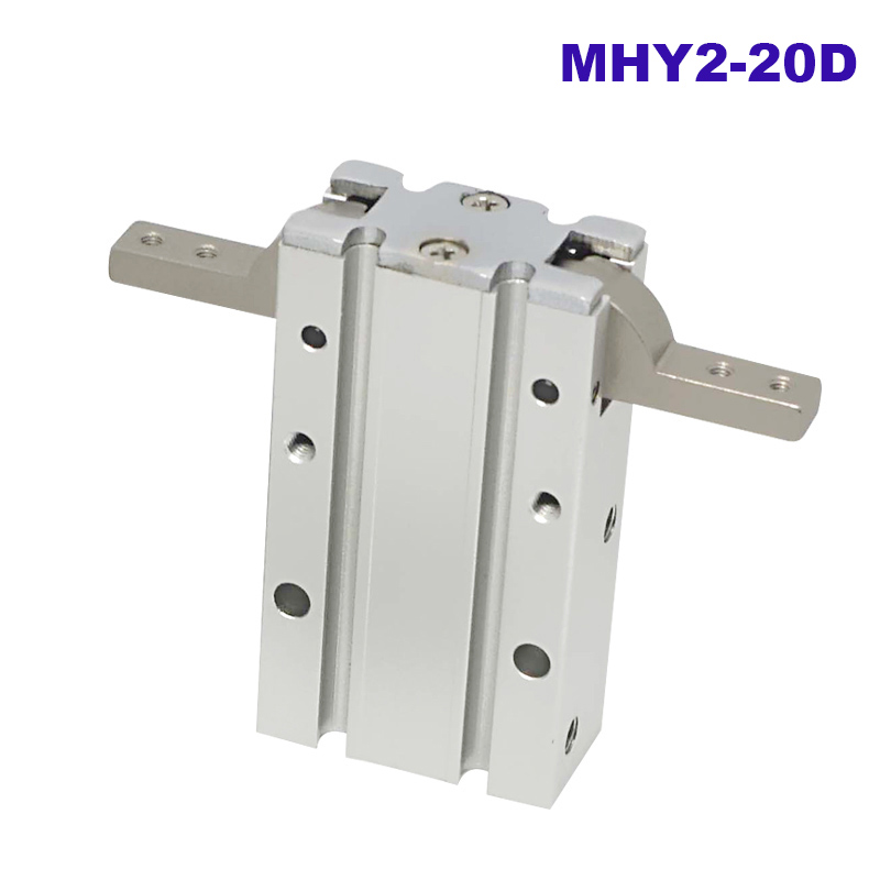 SMC MHY2-20D 180° angular style Air Gripper Double Acting Cam Style
