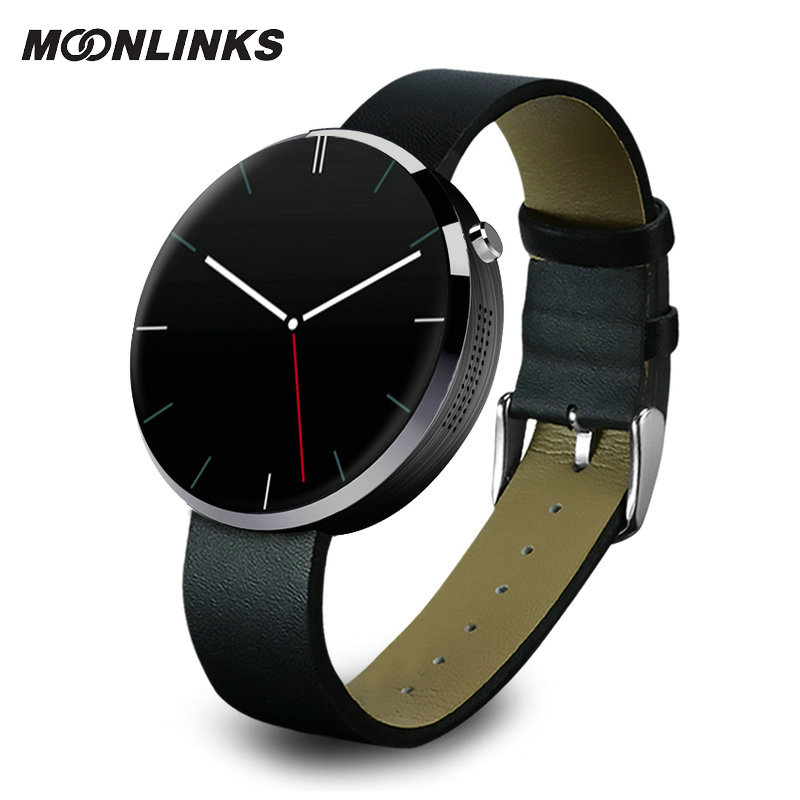 Moonlinks DM360 hands-free smart watch gold Shake Control smartwatch heart mens watches top brand luxury montre connecter отсутствует французско русский русско французский словарь