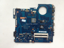 Free shipping For Samsung RV415 Laptop Motherboard Mainboard BA41-01532A Non-Integrated Tested ok