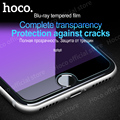 Original Hoco for iPhone 7 & 7 PLUS High Definition Blu-ray Tempered protective glass film screen protector durable iPhone7 +